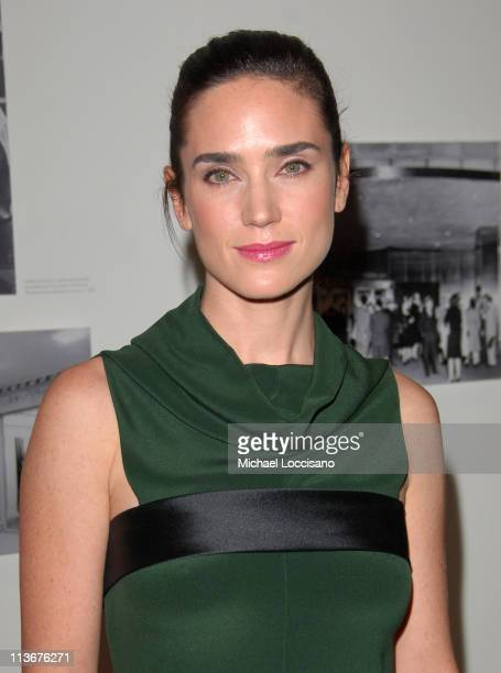 Jennifer Connelly during 'Blood Diamond' New York City Screening November 30 2006 at MoMa in New York City New York United States