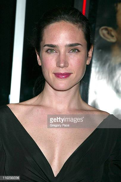 Jennifer Connelly during 'Cinderella Man' New York City Premiere Outside Arrivals at Loews Lincoln Square Theatre in New York City New York United...