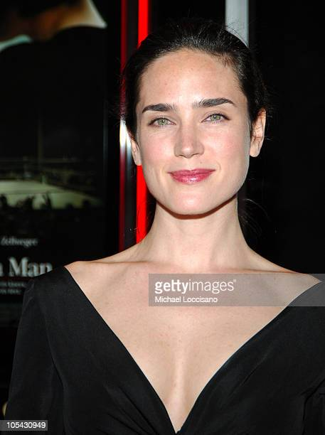 Jennifer Connelly during 'Cinderella Man' New York City Premiere Benefiting The Children's Defense Fund at Loews Lincoln Square Theater in New York...