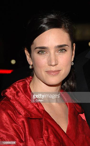 Jennifer Connelly during 'Firewall' World Premiere Red Carpet at Grauman's Chinese Theatre in Los Angeles California United States