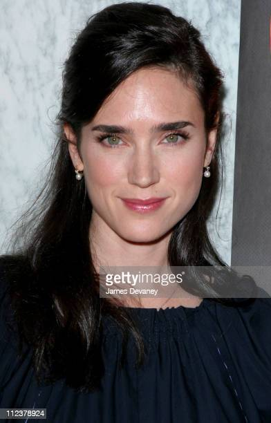 Jennifer Connelly during 'Innocent Voices' Premiere at United Nations Headquarters at Dag Hammerskjold Auditorium at United Nations Headquarters in...