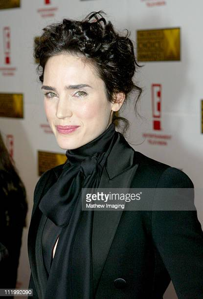 Jennifer Connelly during The 9th Annual Critics' Choice Awards Red Carpet at The Beverly Hills Hotel in Beverly Hills California United States
