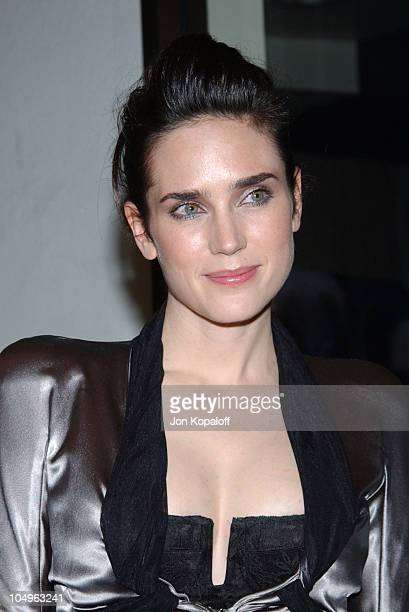 Jennifer Connelly during World Premiere of DreamWorks' 'House of Sand And Fog' Arrivals at ArcLight Cinerama Dome in Hollywood California United...