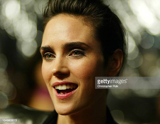 Jennifer Connelly during World Premiere of DreamWorks' 'House of Sand And Fog' at ArcLight Cinerama Dome in Hollywood California United States
