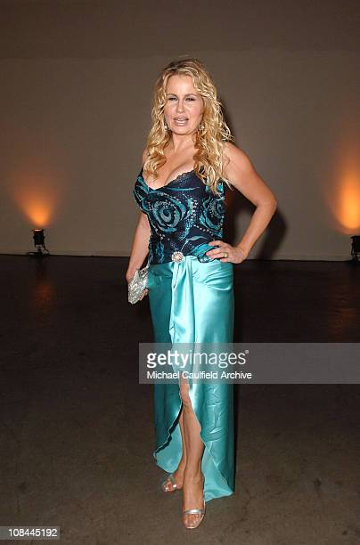 Jennifer Coolidge during 16th Annual GLAAD Media Awards Hollywood Red Carpet at Kodak Theatre in Los Angeles CA United States