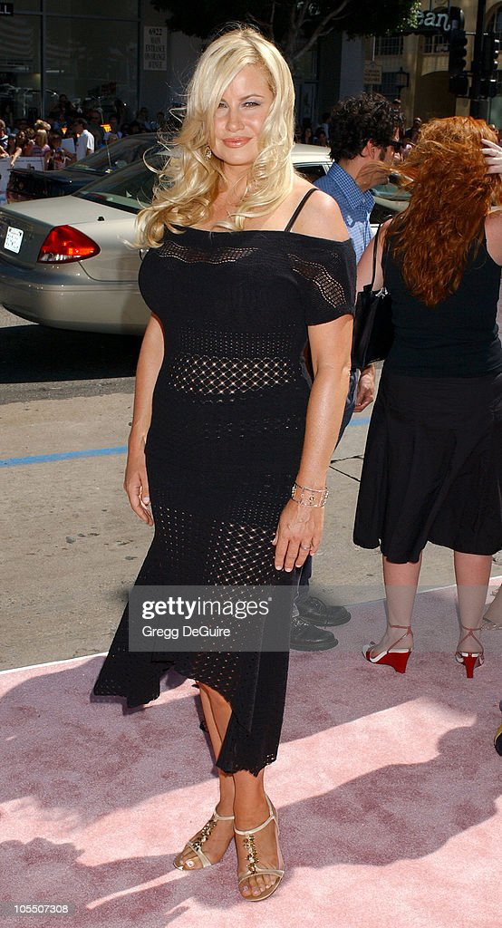 <a gi-track='captionPersonalityLinkClicked' href=/galleries/search?phrase=Jennifer+Coolidge&family=editorial&specificpeople=239149 ng-click='$event.stopPropagation()'>Jennifer Coolidge</a> during 'A Cinderella Story' World Premiere - Arrivals at Grauman's Chinese Theatre in Hollywood, California, United States.