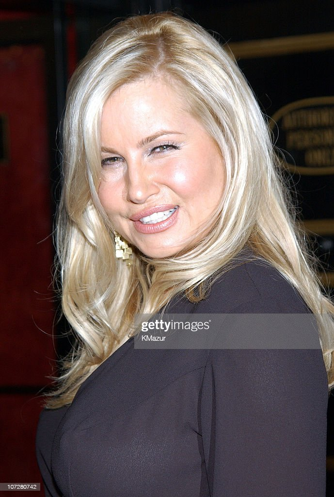<a gi-track='captionPersonalityLinkClicked' href=/galleries/search?phrase=Jennifer+Coolidge&family=editorial&specificpeople=239149 ng-click='$event.stopPropagation()'>Jennifer Coolidge</a> during 'Legally Blonde 2 Red, White & Blonde' - Premiere, New York City - Inside Arrivals at Ziegfeld Theater in New York City, New York, United States.