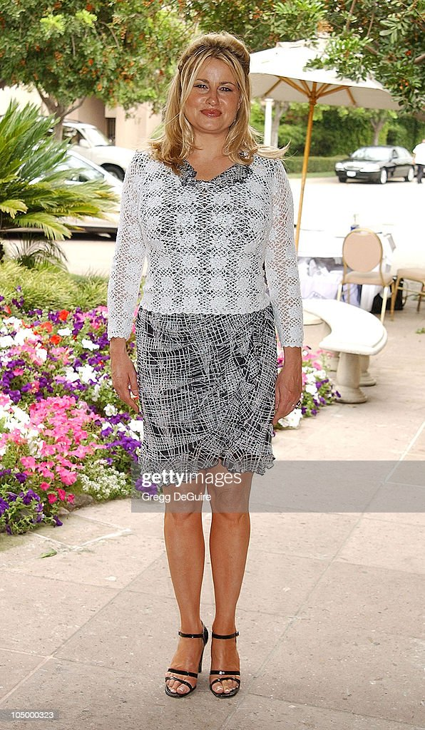 <a gi-track='captionPersonalityLinkClicked' href=/galleries/search?phrase=Jennifer+Coolidge&family=editorial&specificpeople=239149 ng-click='$event.stopPropagation()'>Jennifer Coolidge</a> during National Cable & Telecommunications Association Press Tour at The Ritz Carlton Pasadena Hotel in Pasadena, California, United States.