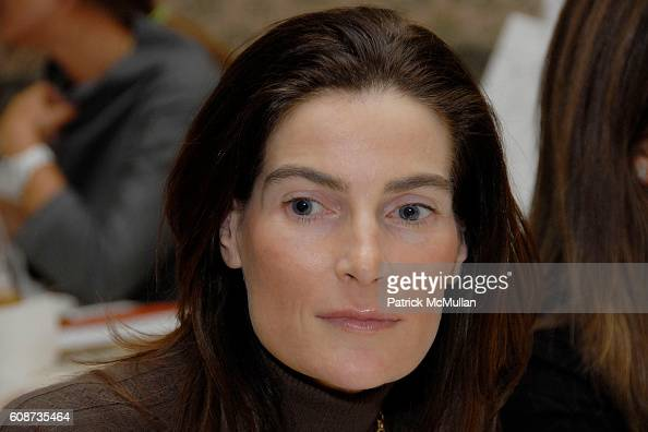 Jennifer Creel attends MARIA HATZISTEFANIS presents GLAMOTOX at a glamorous upper east side luncheon at The Carlyle on December 3 2007 in New York...