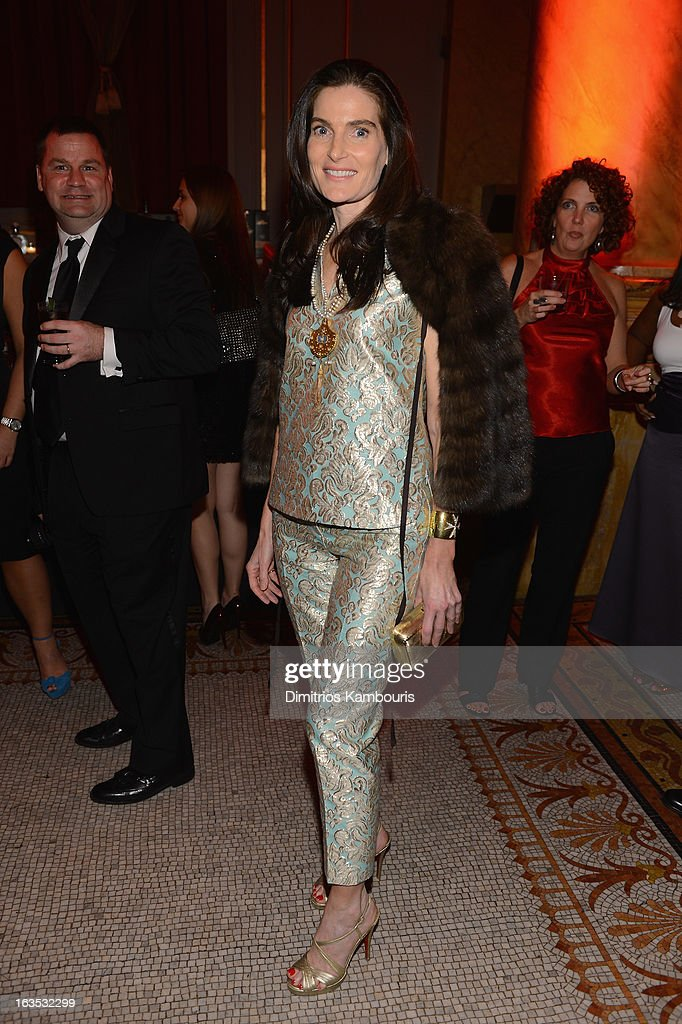 Jennifer Creel attends the Endometriosis Foundation of America's Celebration of The 5th Annual Blossom Ball at Capitale on March 11, 2013 in New York City.