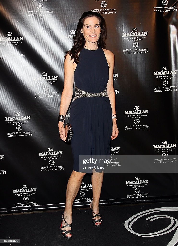 Jennifer Creel attends The Macallan Masters Of Photography Series launch at The Bowery Hotel on October 10, 2012 in New York City.