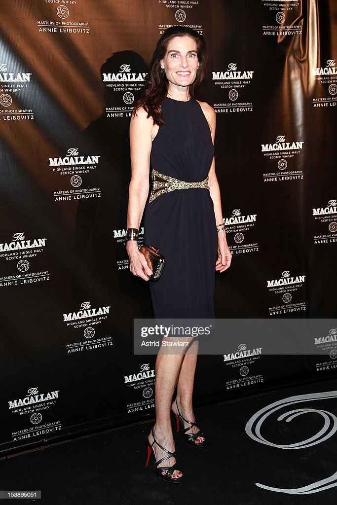 Jennifer Creel attends The Macallan Masters Of Photography Series at The Bowery Hotel on October 10, 2012 in New York City.