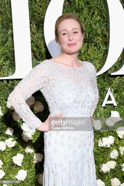 Jennifer Ehle attends the 71st Annual Tony Awards at Radio City Music Hall on June 11 2017 in New York City