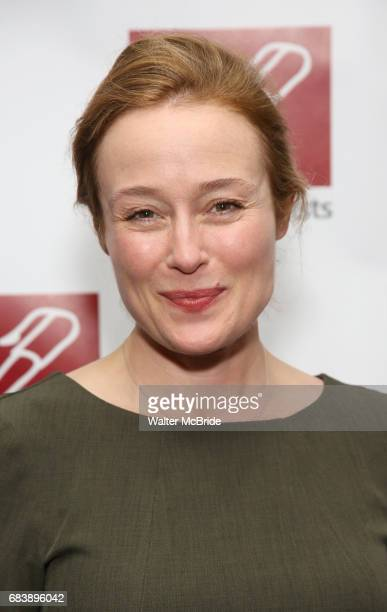 Jennifer Ehle attends The New Dramatists' 68th Annual Spring Luncheon at the Marriott Marquis on May 16 2017 in New York City