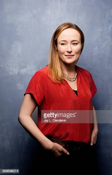 Jennifer Ehle of 'Little Men' poses for a portrait at the 2016 Sundance Film Festival on January 25 2016 in Park City Utah CREDIT MUST READ Jay L...