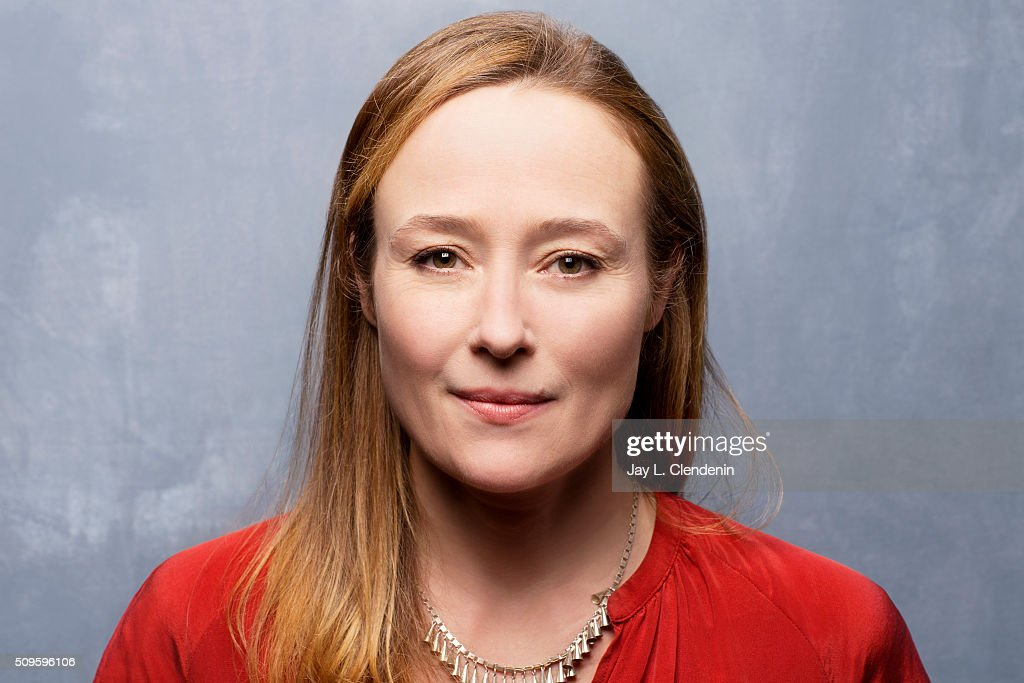 <a gi-track='captionPersonalityLinkClicked' href=/galleries/search?phrase=Jennifer+Ehle&family=editorial&specificpeople=776571 ng-click='$event.stopPropagation()'>Jennifer Ehle</a> of 'Little Men' poses for a portrait at the 2016 Sundance Film Festival on January 25, 2016 in Park City, Utah.