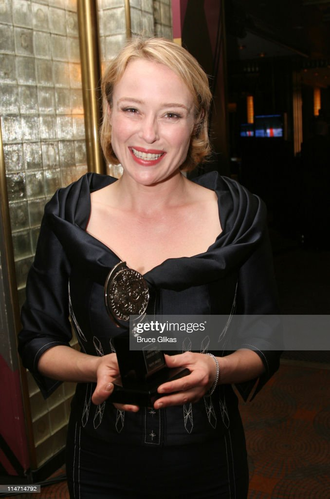Jennifer Ehle, winner Best Performance by a Featured Actress in a Play award for 'The Coast of Utopia'