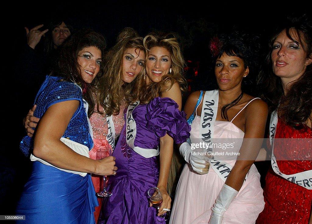 jennifer espositoc and friends during girls gone wild elegant sin halloween party - Wild Halloween Party