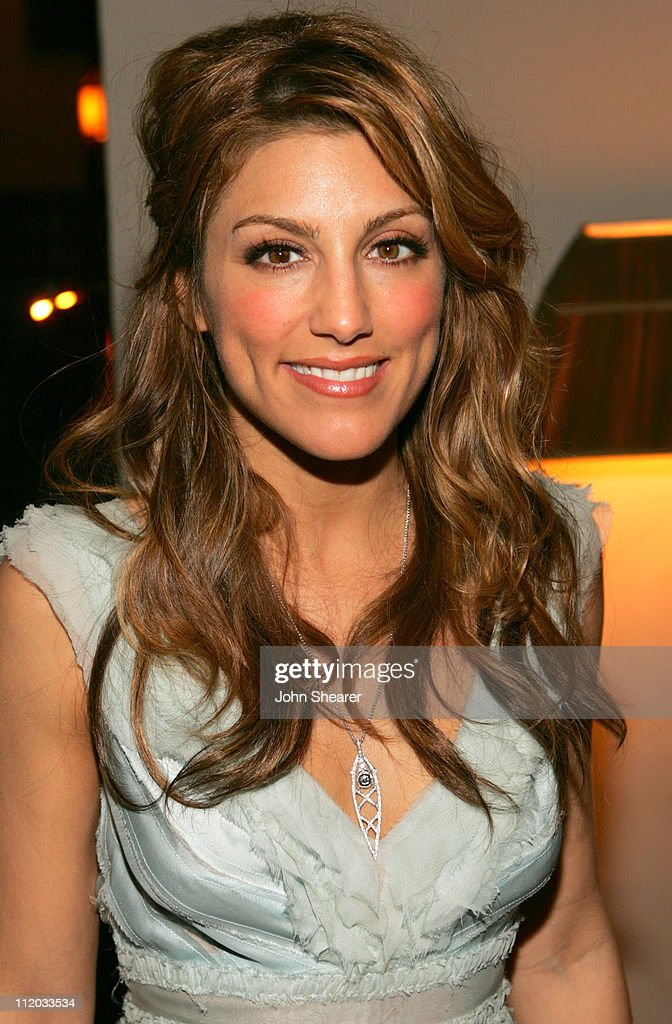Jennifer Esposito during Lionsgate 2006 Oscar Party at Chateau Marmont in West Hollywood, California, United States.