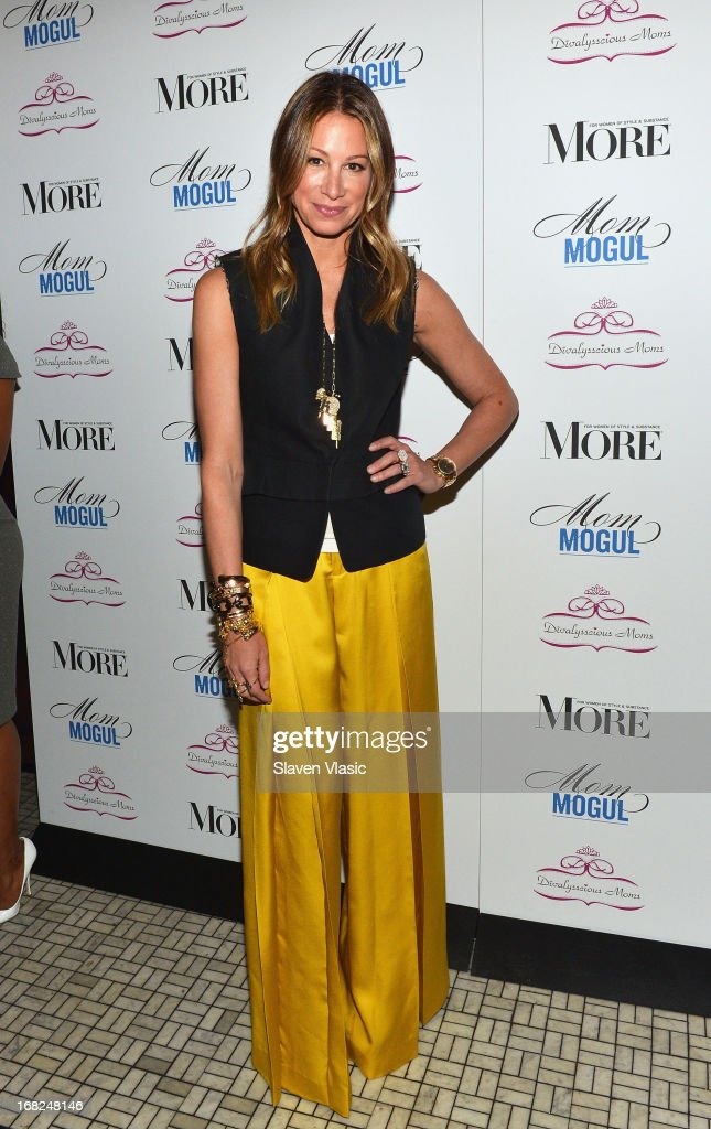 Jennifer Fisher attends 2013 Mom Mogul Breakfast at Bond 45 on May 7, 2013 in New York City.