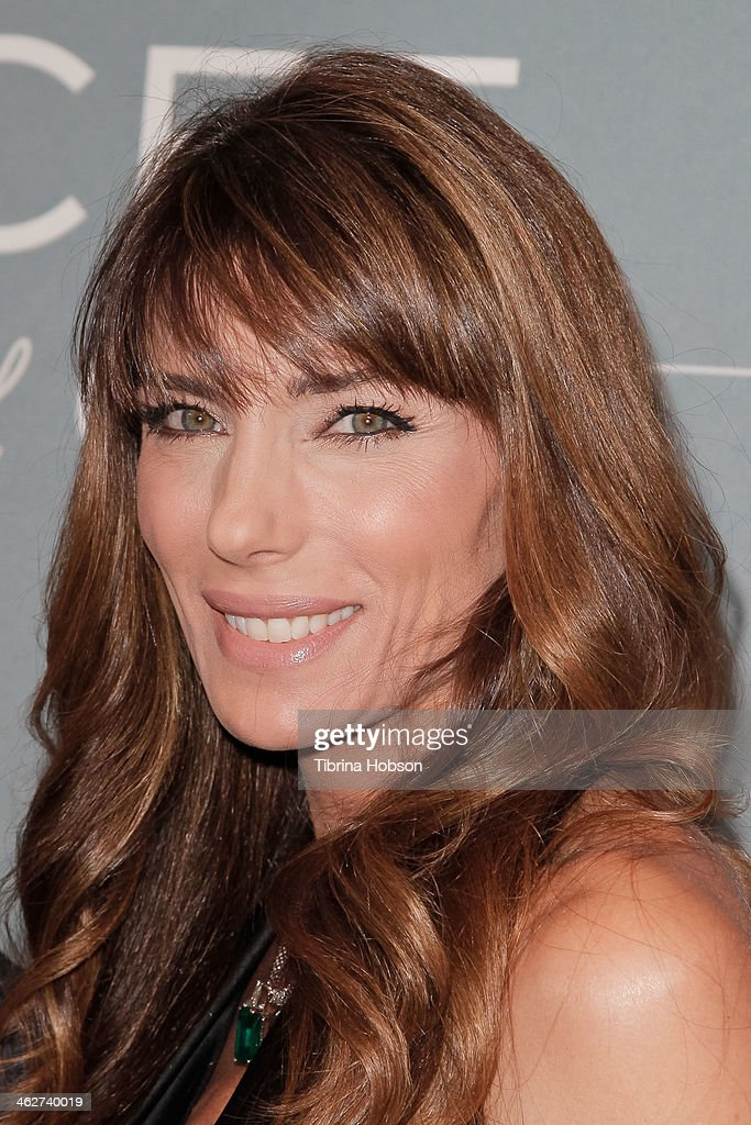 <a gi-track='captionPersonalityLinkClicked' href=/galleries/search?phrase=Jennifer+Flavin&family=editorial&specificpeople=206896 ng-click='$event.stopPropagation()'>Jennifer Flavin</a> attends the 2014 UNICEF ball presented by Baccarat at Regent Beverly Wilshire Hotel on January 14, 2014 in Beverly Hills, California.