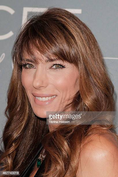 Jennifer Flavin attends the 2014 UNICEF ball presented by Baccarat at Regent Beverly Wilshire Hotel on January 14 2014 in Beverly Hills California