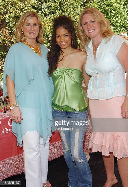Jennifer Freeman at CoCo Plumb during Style Lounge Honoring Heal the Bay Presented by Kari Feinstein PR Day 1 at Chaz Dean Studio in Hollywood...
