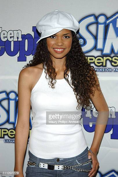 Jennifer Freeman during Teen People Celebrates The 6th Annual '25 Hottest Stars Under 25' at Lucky Strike Lanes in Hollywood California United States