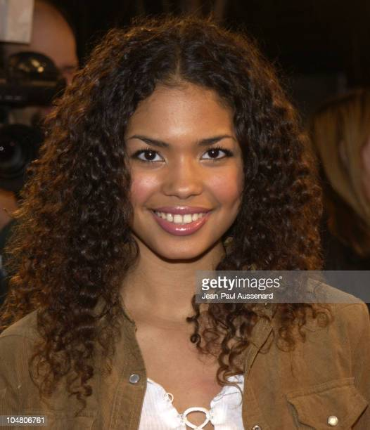 Jennifer Freeman during 'The Transporter' Premiere at Mann Village Theater in Westwood California United States