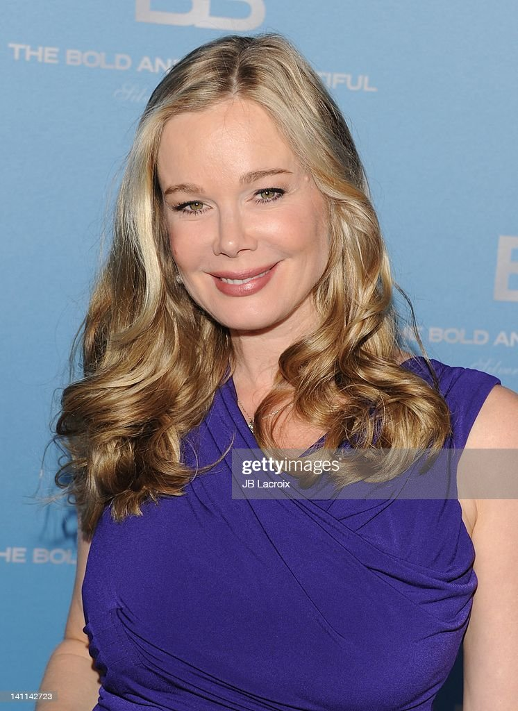 Jennifer Garels attends the 25th Silver Anniversary party for CBS' 'The Bold And The Beautiful on March 10, 2012 in Los Angeles, California.