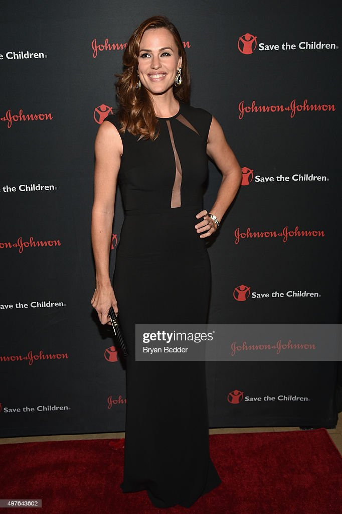Jennifer Garner attends the 3rd Annual Save the Children Illumination Gala on November 17, 2015 in New York City.