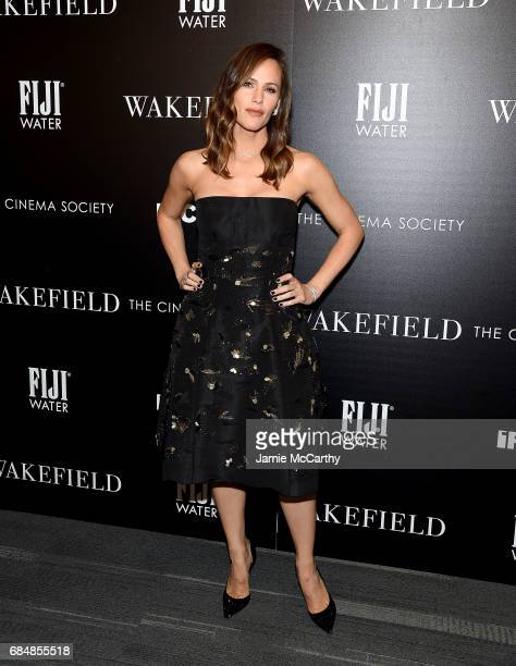 Jennifer Garner attends The Cinema Society Hosts A Screening Of IFC Films' 'Wakefield' at Landmark Sunshine Cinema on May 18 2017 in New York City