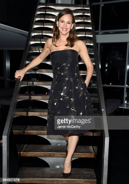 Jennifer Garner attends The Cinema Society Hosts A Screening Of IFC Films' 'Wakefield' After Party at Hotel on Rivington on May 18 2017 in New York...
