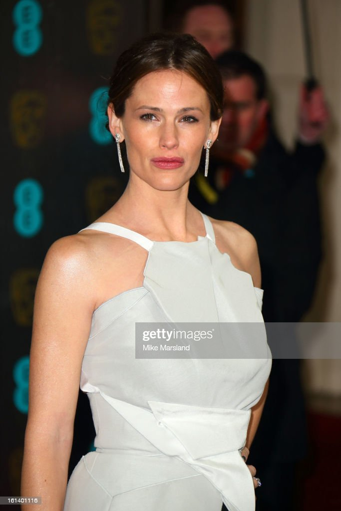 Jennifer Garner attends the EE British Academy Film Awards at The Royal Opera House on February 10, 2013 in London, England.