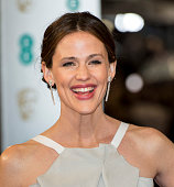 Jennifer Garner attends the EE British Academy Film Awards at The Royal Opera House on February 10 2013 in London England