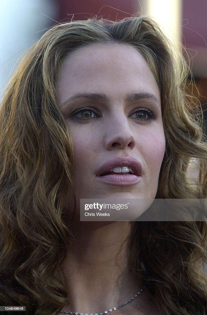Jennifer Garner Daredevil Premiere Daredevil Premi...