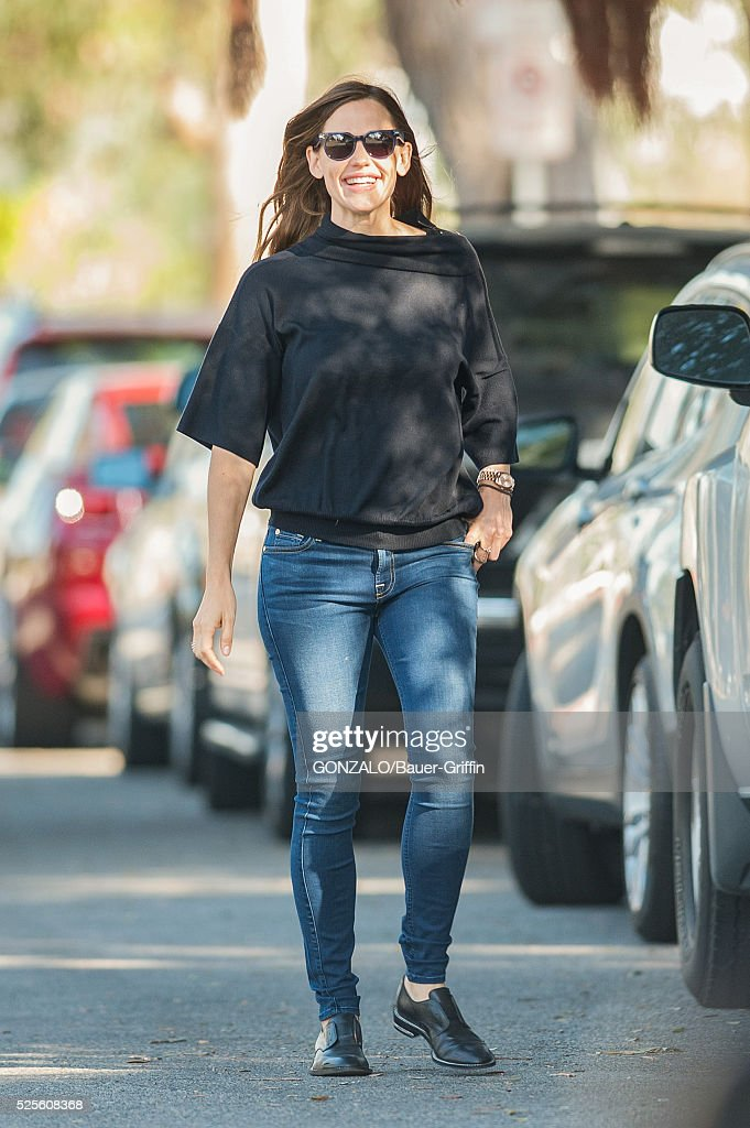 Jennifer Garner is seen on April 28, 2016 in Los Angeles, California.
