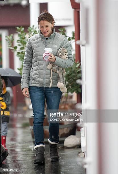 Jennifer Garner is seen on January 06 2016 in Los Angeles California