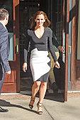 Jennifer Garner is seen on March 17 2015 in New York City