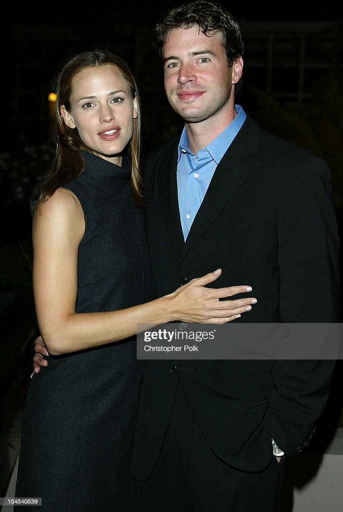 Jennifer Garner Scott Foley during 12th Annual Los Angeles Beat the Odds Awards at St Regis Hotel in Los Angeles CA United States