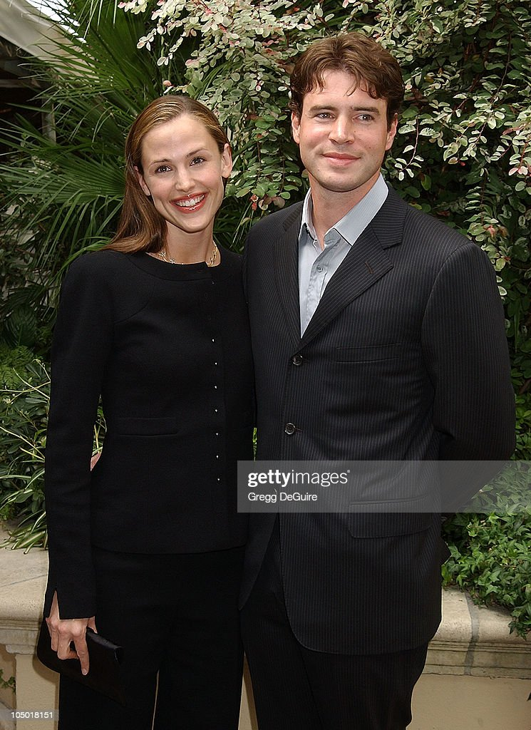 Jennifer Garner Scott Foley during 9th Annual Premiere Magazine 'Women In Hollywood' Luncheon at The Four Seasons Hotel in Beverly Hills California...