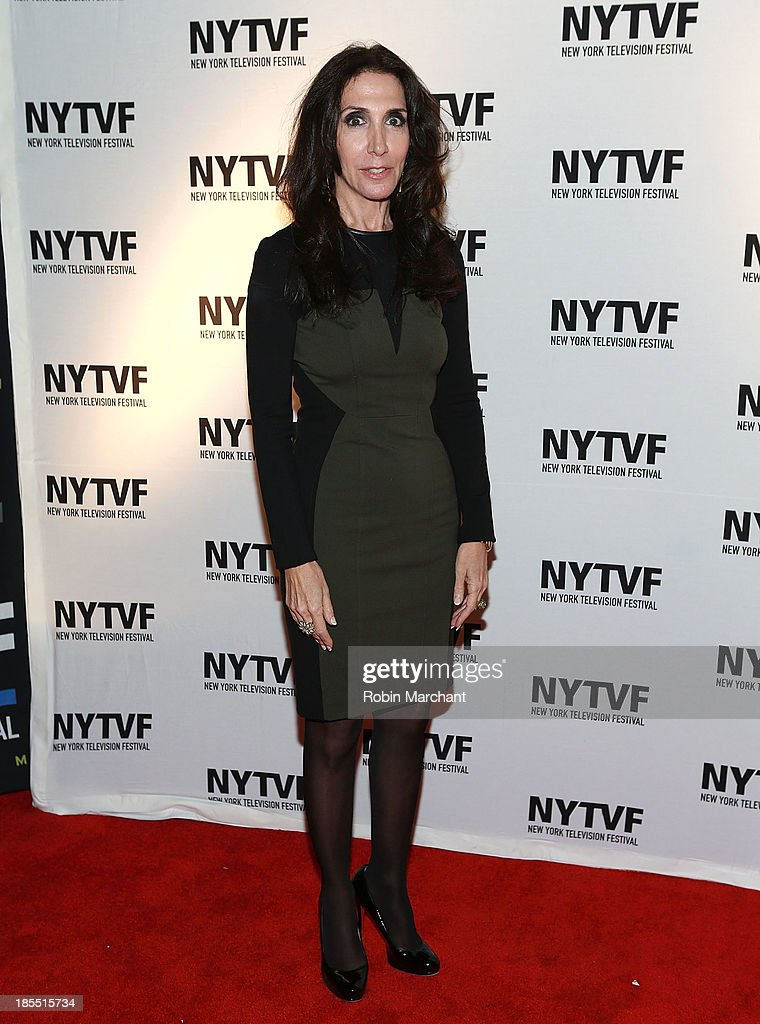 Jennifer Gelfer attends 'In Between Men' Series Screening - 9th Annual New York Television Festival at Tribeca Cinemas on October 21, 2013 in New York City.