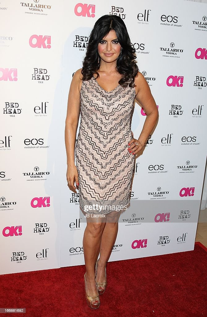 Jennifer Gimenez attends the OK! Magazine's 'So Sexy' party at Mondrian Los Angeles on April 17, 2013 in West Hollywood, California.