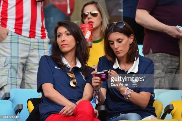 Jennifer GIROUD France / Equateur Coupe du Monde 2014 Photo Dave Winter / Icon Sport