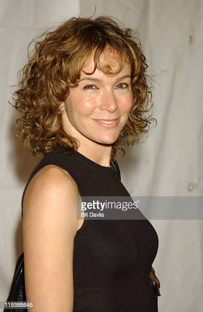 Jennifer Grey during 'Angels In America' New York Premiere at Ziegfeld Theater in New York City New York United States