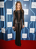 Jennifer Hawkins attends the 12th Astra Awards at Carriageworks on March 20 2014 in Sydney Australia
