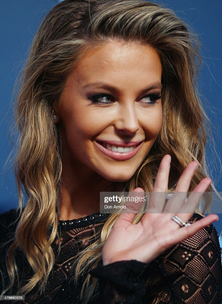 <a gi-track='captionPersonalityLinkClicked' href=/galleries/search?phrase=Jennifer+Hawkins&family=editorial&specificpeople=202875 ng-click='$event.stopPropagation()'>Jennifer Hawkins</a> attends the 12th Astra Awards at Carriageworks on March 20, 2014 in Sydney, Australia.