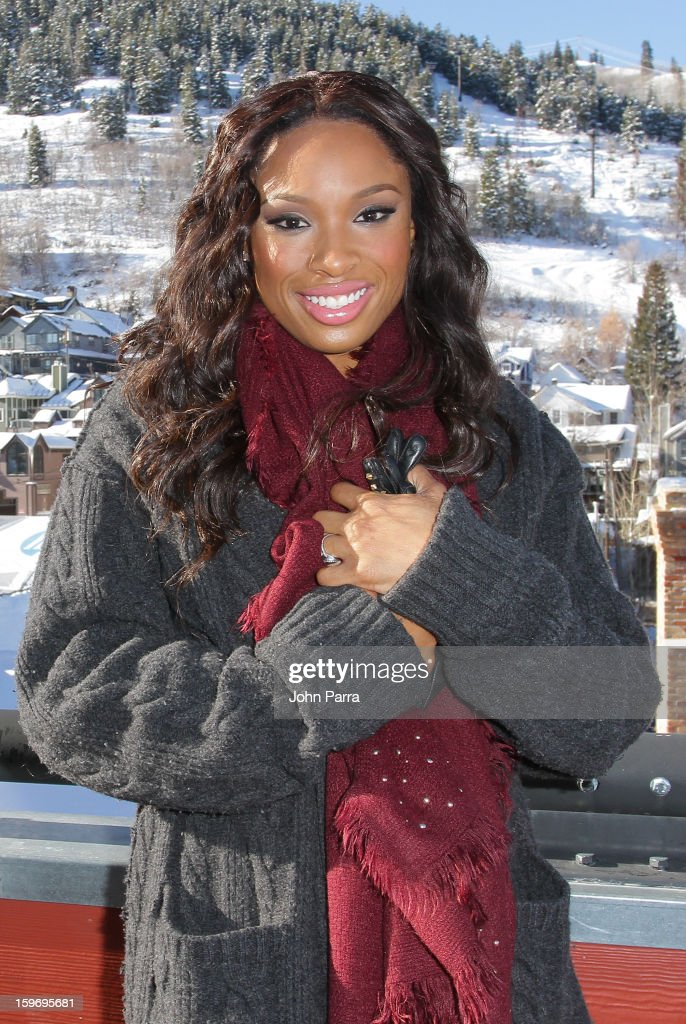 <a gi-track='captionPersonalityLinkClicked' href=/galleries/search?phrase=Jennifer+Hudson&family=editorial&specificpeople=234833 ng-click='$event.stopPropagation()'>Jennifer Hudson</a> appears at the Nikki Beach pop-up lounge & restaurant at Sundance on January 18, 2013 in Park City, Utah.