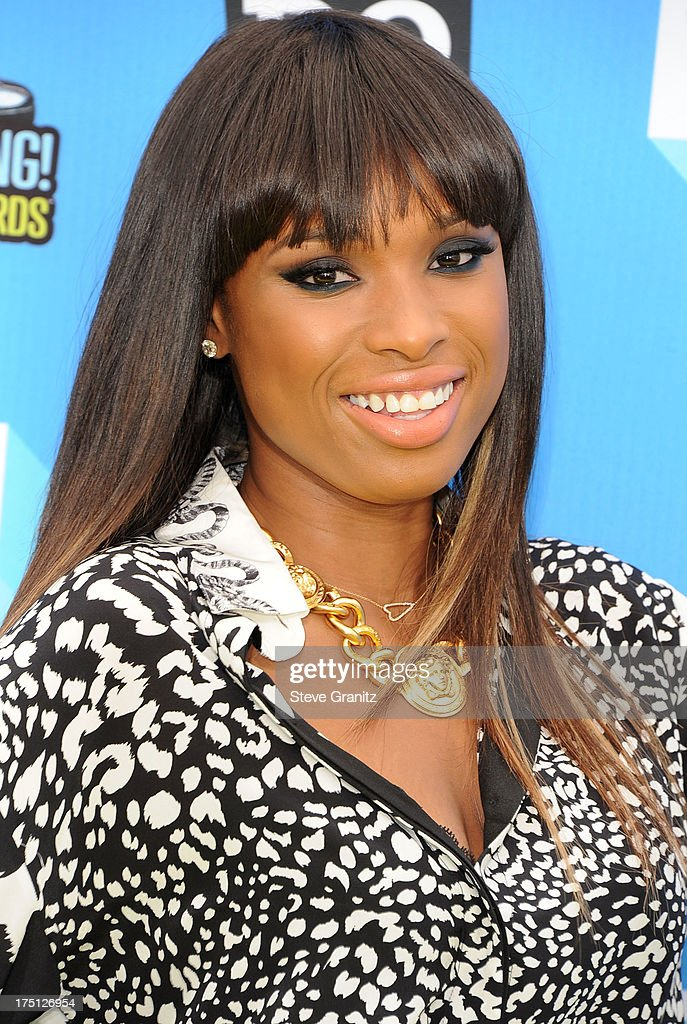 Jennifer Hudson arrives at the 2013 Do Something Awards at Avalon on July 31, 2013 in Hollywood, California.
