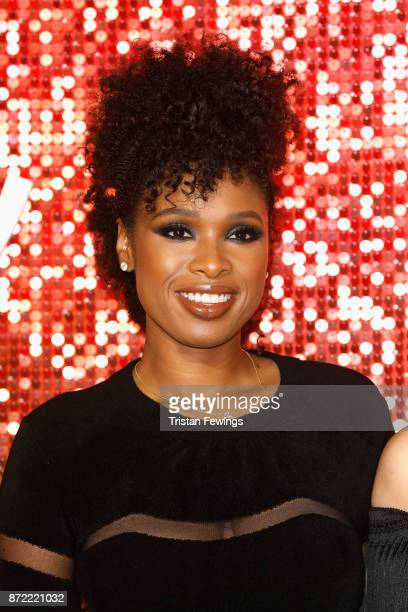 Jennifer Hudson arriving at the ITV Gala held at the London Palladium on November 9 2017 in London England